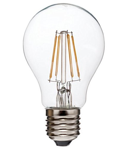 LED Filament Edison Light Bulb A19