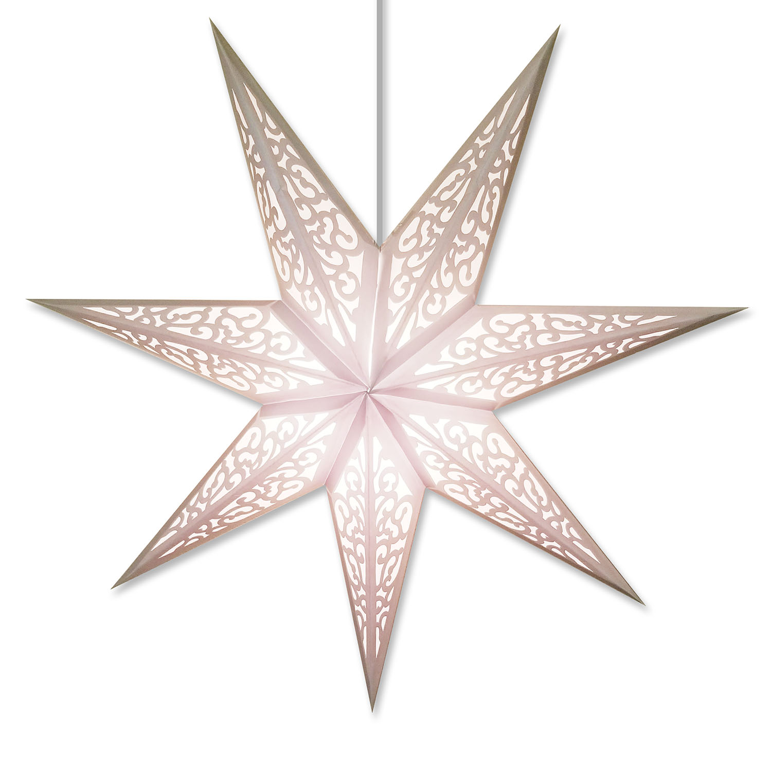 Ethereal Star Lamp 7 pt