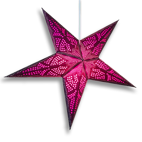 Mariana Purple Star Light