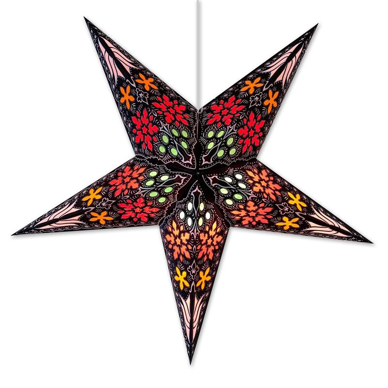Supernova Star Lamp