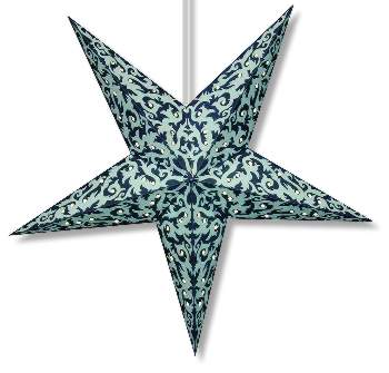 Tribal Star Lamp