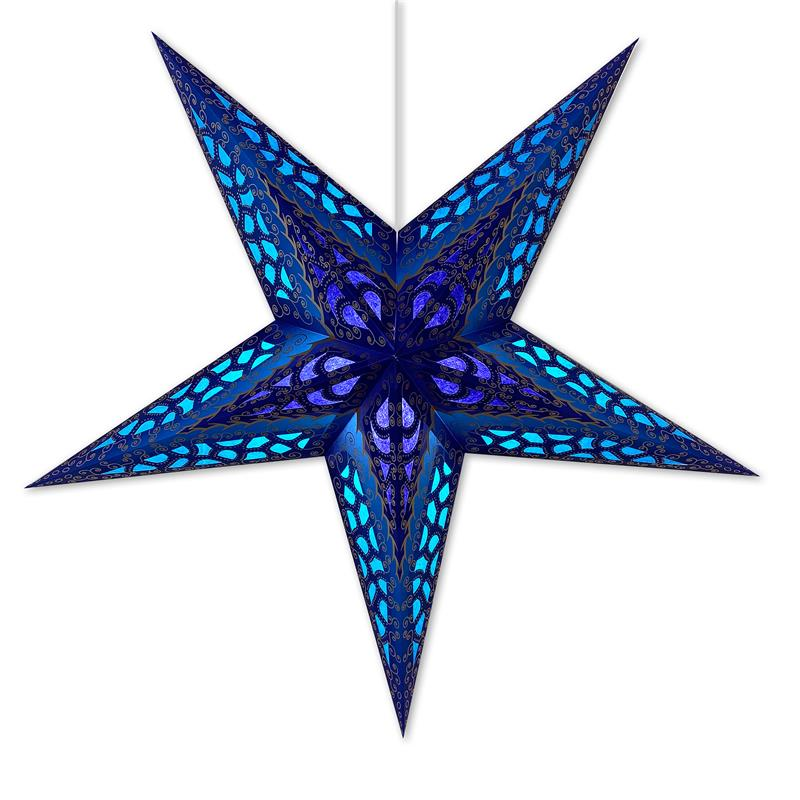 Pisces Star Lamp